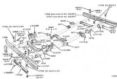 1923 T Bucket Front Suspension Diagram For Of besides 770425 66 Mustang 289 Will Not Crank 2 besides 1466341 Bronco78idis 1978 Bronco Idi Turbo Swap Fabrication Lots Of Detailed Info And Pics additionally 565905509403954101 likewise 70 Thunderbird Ignition Diagram. on early bronco frame dimensions