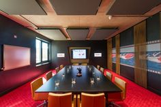 ScreenWorks, London, 2014 - HLM Interiors