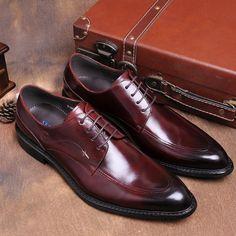 Fashion derby shoes