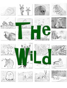 Here is a grayscale animal coloring book for adults to print for free .  Grayscale  coloring is a little different than other types of adu...