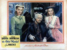 Bette Davis Miriam Hopkins film The Old Maid 35m-2600
