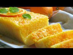 Bizcocho de naranja en 5 minutos - YouTube