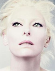 Tilda Swinton - Another by Craig McDean, Fall/Winter 2005