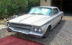 Drivable 1964 Chrysler 300 For $1,900! - http://barnfinds.com/drivable-1964-chrysler-300-for-1900/