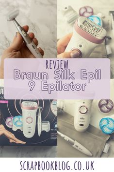 braun silk epil 9 epilator review