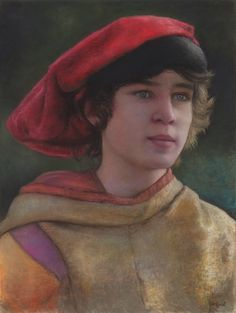 Jean-Francois Le Saint - French young reenactment player