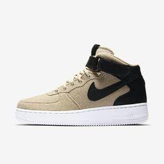 new concept 7e0d4 2a103 Nike Air Force 1 07 Mid Leather Premium Women s Shoe