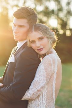 View entire slideshow: Gorgeous Golden Hour Photos on http://www.stylemepretty.com/collection/2106/