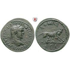 Römische Provinzialprägungen, Seleukis und Pieria, Laodikeia ad mare, Caracalla, Bronze, ss: Seleukis und Pieria, Laodikeia ad mare.… #coins