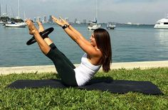 Flat Abs Without a Single Crunch, Plank or Burpee - SELF