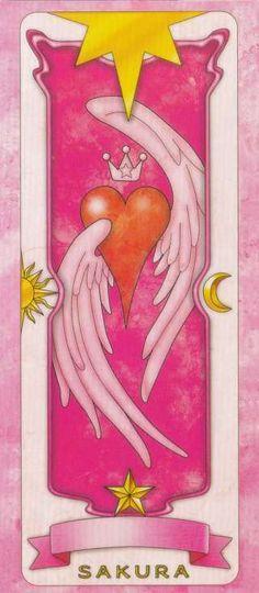 The nameless card... From Cardcaptor Sakura the movie The Sealed Card