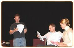 """Playwrights Theatre of NJ: FORUM: Playwrights Theatre Presents a Free Reading Roundtable Series """"Soundings"""" 12 New Plays -December 10-21, 2013"""