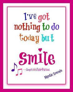 Smile Quote via www.Facebook.com/MysticSounds