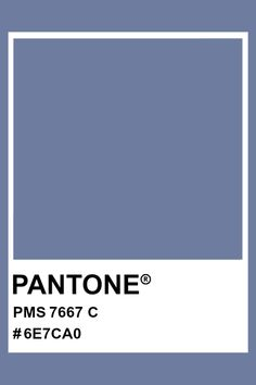 PANTONE 7667 C #pantone #color #PMS #hex Pantone Colour Palettes, Pantone Color, Pantone Matching System, Yellow Pantone, Pms Colour, Colour Trends, Country Blue, Colour Board, Color Stories