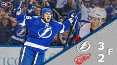 Twitter Moments: Lightning strikes as Bolts take game 1. Nikita Kucherov scored two goals and assisted on the other as the Tampa Bay Lightning defeated the Detroit Redwings…