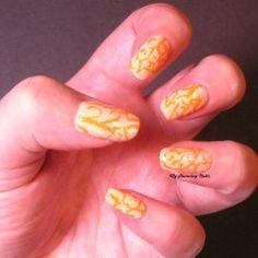 Sweetest Orange | My Stunning Nails