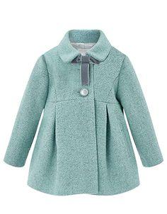Monsoon Aqua Princess Alannah Fur Dress Coat 12 To 18 Months 1 2 & 3 Years Baby Girl Dress Patterns, Little Girl Outfits, Little Girl Dresses, Baby Dress, Kids Outfits, Cute Baby Clothes, Doll Clothes, Baby Girl Fashion, Kids Fashion
