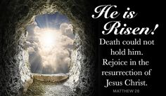 Free He Is Risen eCard - eMail Free Personalized Easter Cards Online THE MOST IMPORTANT CHRISTIAN HOLIDAY OF ALL!!!