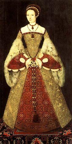 """Catalina Parr (1512 - 7 de septiembre de 1548), también llamada """"Catarina"""" fue la sexta y última esposa de Enrique VIII, y la única que lo sobrevivió. Ha pasado a la historia como la reina de Inglaterra que estuvo casada más veces, ya que tuvo cuatro maridos en total, de los cuales Enrique VIII fue el tercero. Después de la muerte del rey, se casó con Tomás Seymour, tío de Eduardo VI de Inglaterra."""