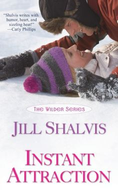 Instant Attraction ($2.99 Kindle, $3.50 B), the first novel in The Wilders series by Jill Shalvis [Kensington]