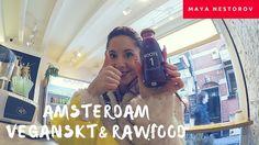 P R E N U M E R E R A   H Ä R  - https://www.youtube.com/channel/UCkgrylTtQ6PHHtUqcYlf5Kg   --------------------------------------------------------------------------  Är i Amsterdam och spanar in hälsoutbudet där. Amsterdam är en rolig stad med många hälsocafer juice barer och bra matbutiker för den hälsomedvetne. Jag äter veganskt & raw på Roots dricker juice hos Juicebrothers och tittar in hos Marqt en snabb sväng. Marqt är en matbutik som säljer diverse miljövänliga råvaror & ekologiska…
