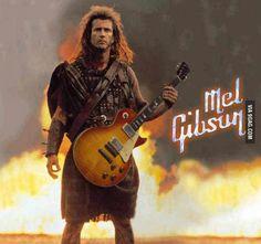 Mel's Gibson