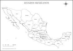 mapa-mexico-estados-nombres.png (1170×826)