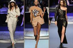 WATCH #KarlieKloss and #CocoRocha Break it Down at #JeanPaulGaultier | www.HighFashionMagazine.com #runway #fashion