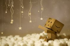 Danbo Heaven by BryPhotography.deviantart.com on @deviantART