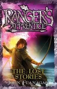AU book cover: The Lost Stories.  Image Search Results for Australian Ranger's Apprentice all