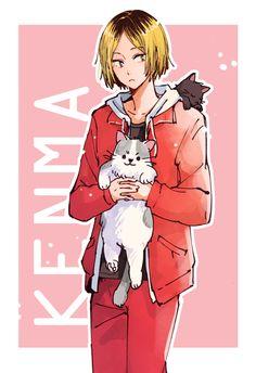 Kenma Kozume (Nekoma) | Haikyuu!! #hq