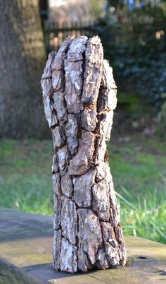 """This could be used for so many different costumes, """"tree man"""", Peta from hunger games, dryad etc"""