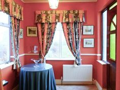 Cassetown House (ref in Thurles, County Tipperary Front Porch, Cottage, Curtains, Country, House, Home Decor, Blinds, Decoration Home, Rural Area