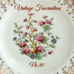 Yes, Vintage Fascination is a couple of days late but that is because I joinedsome friends for a blog hop on Friday. If you missed it hop back over to Top 5 Things to Look for at YardSales This …