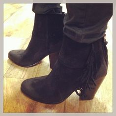 Ash 'Quick' heeled boots