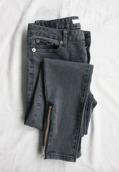 zippered