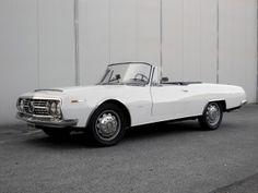 Alfa Romeo 2600 Spider One-Off by Carrozzeria Boneschi – 1963