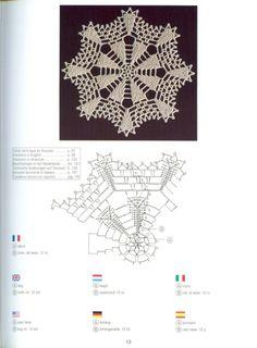 Un único libro de punto de la serie DMC. Creaciones Crochet D'or. Discusión en LiveInternet - Servicio de Diarios en Línea de Rusia