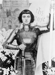 famous joan of arc paintings | Bettmann/Corbis A painting of Joan of Arc by the 19th-century artist ...                                                                                                                                                     More