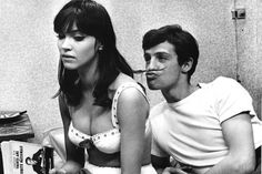 Although Anna Karina is not French by origin, her style is one that is close to the heart of every French woman.