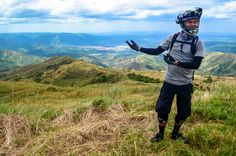 Climbing Mt. Balagbag, Philippines