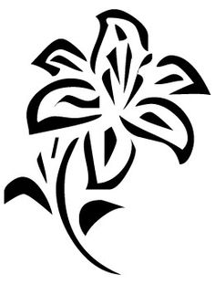simple-flourish-design-clip-art-945849.jpeg | Line art | Pinterest ...
