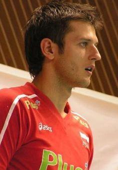 Michal Winiarski. Polish Volleyball Player. Just because, well...it's pretty self explanatory.