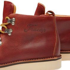 Fracap M120 Natural Vibram Sole Scarponcino Boot (Arabian)