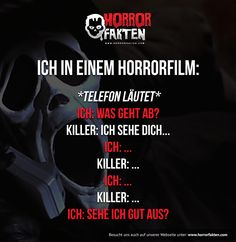 Wuzuuuup? #horrorspruch #sprüche #spruch