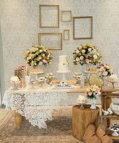 All Details You Need to Know About Home Decoration - Modern Vintage Wedding Centerpieces, Wedding Decorations, Wedding Ideas, Bridal Shower Rustic, Rustic Wedding, Candy Bar Wedding, Wedding Table Settings, Cake Table, Dessert Tables