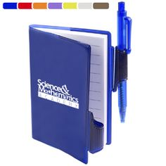 Clear-View Mini Notebook with Pen  $0.99/ea