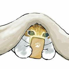 Cute Animal Drawings Kawaii, Cute Cartoon Drawings, Cartoon Art Styles, Kawaii Art, Cute Little Kittens, Kittens Cutest, Kitten Drawing, Kawaii Illustration, Cute Animal Photos