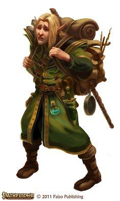 Pathfinder Tales - Murviniel by AnthonyFoti.deviantart.com on @DeviantArt