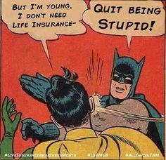 #batman #robin #alliancemememonday #anallianceforlife #livingbenefits